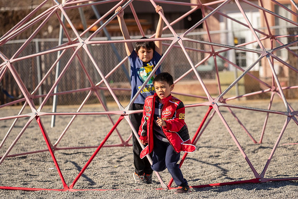 Boys at Playground