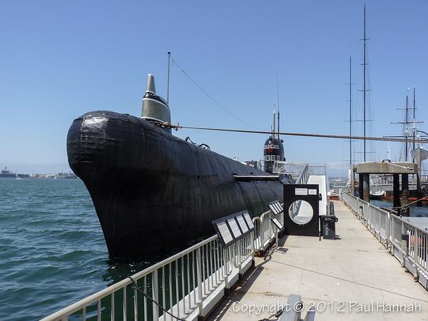 Soviet (b-39) Foxtrot Class – San Diego, CA