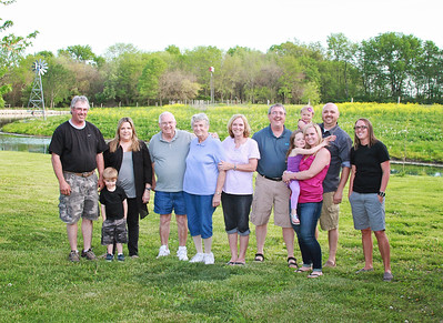 Nichols/Carey Family 2014