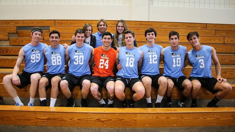 2014 Season Volleyball