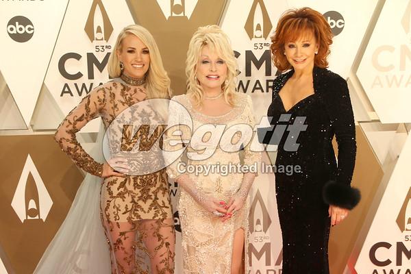 CMA Awards Auswahl