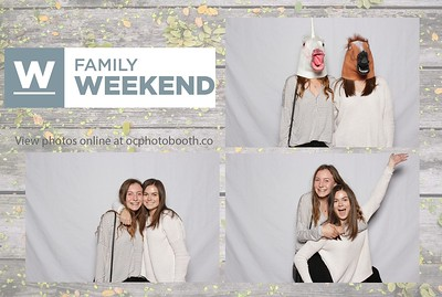 The W Family Weekend