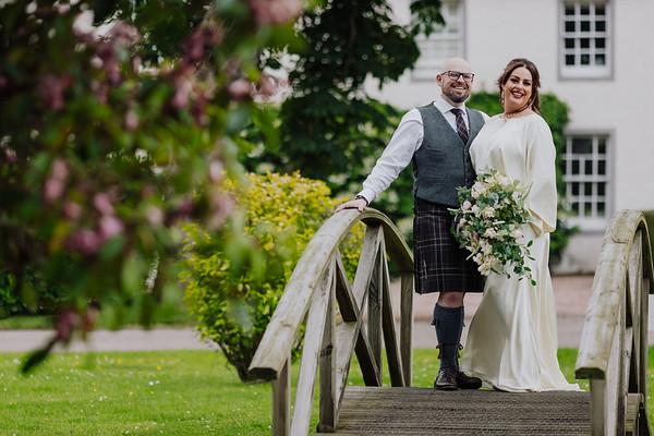 Sarah & Kevin Wedding