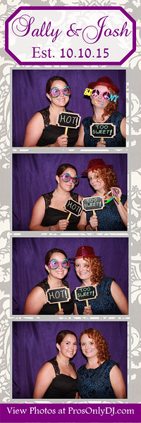 Sally & Josh Wedding 10.10.15