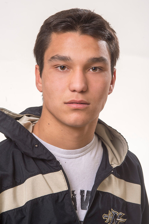 . Northview High wrestler Ricky Padilla has been selected for the SGV Tribune\'s All-area Team March 25, 2013.  (SGVN/Staff photo by Leo Jarzomb)