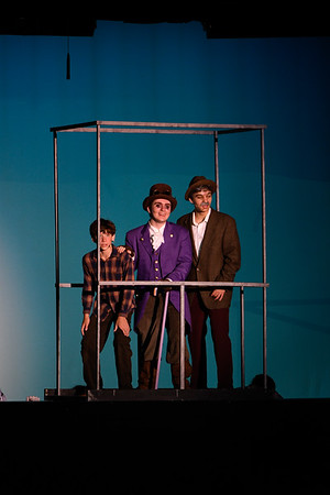 Willy Wonka Saturday Performance