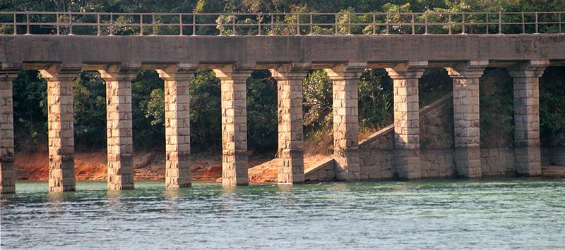 Tai Tam Reservoir Tai Tam Country Park