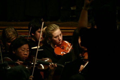 January 2007 - Chorus and Orchestra Concert