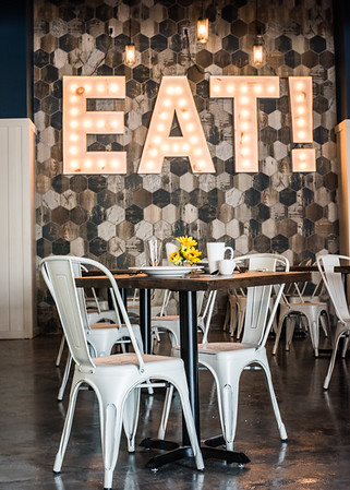 EAT Restaurant Design