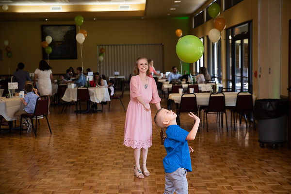 Mother-Son Dance 2021 Candids