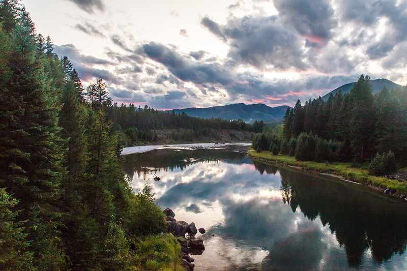 Middle Fork of the Flathead River