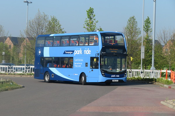 UK Bus April 2019