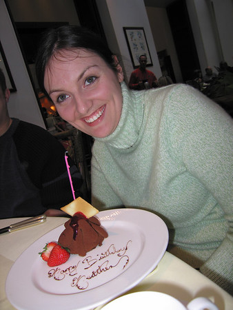 My 25th Birthday in Boston