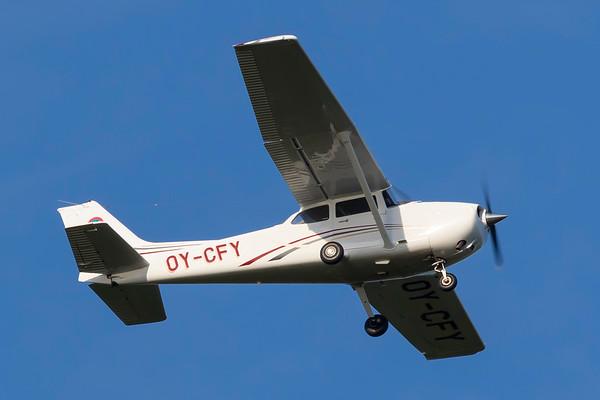 OY-CFY - Reims Cessna F172P Skyhawk