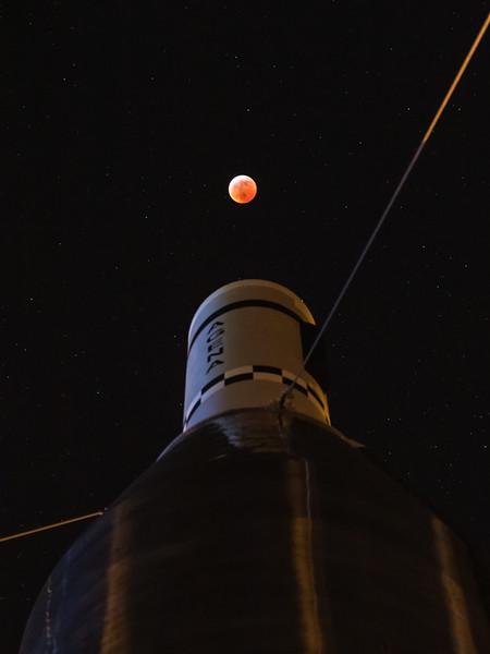 Lunar Eclipse January 20-21 2019