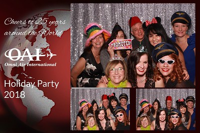 Omni Air Holiday Party