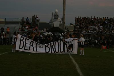 Football vs. (Chicago) Brooks HS