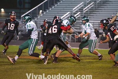 Football: Loudoun Valley vs. Heritage JV 10/21/13 (Jeff Scudder)