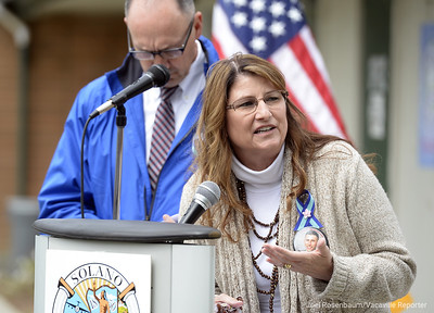 12.04.2018 National Crime Victims Rights Week Memorial Vigil