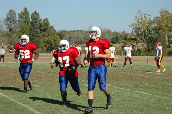 PG Football vs Walter Reed