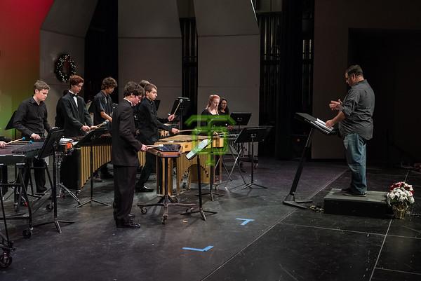 Percussion Tech, Dec. 6, 2016