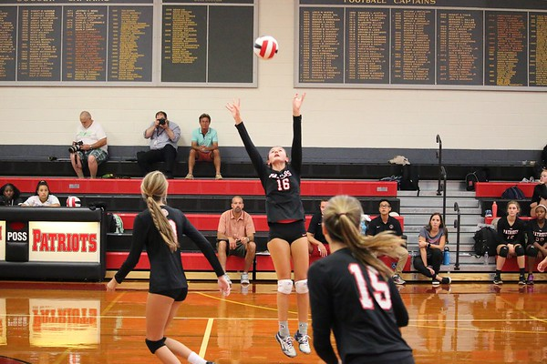 Girls Volleyball: GA vs Archbishop Wood - Gallery II