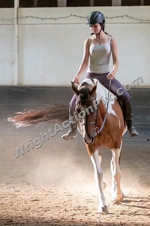 2018 07 25 Clarkston Equestrian Team photos for CHS Fall Sports Program