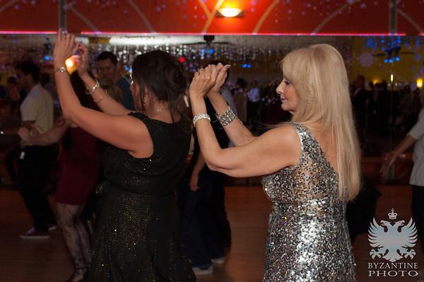 Fat Cat Ballroom NYE 2014