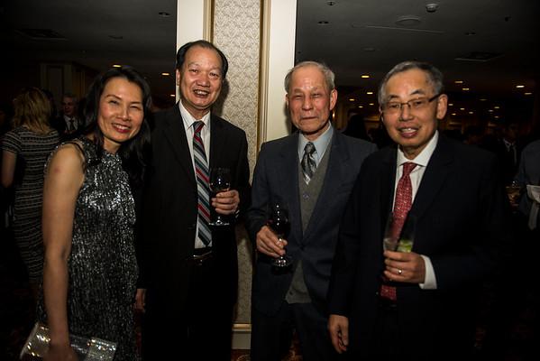 Fairmont Hotel Vancouver Staff Gala 2018