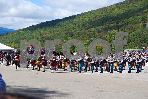 34th NH Highland Games Loon Mountain