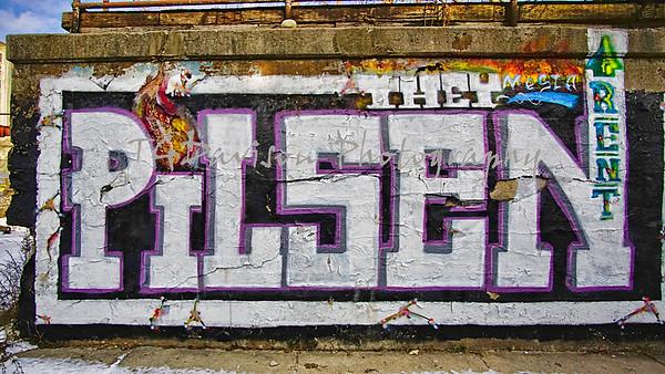 Pilsen Neighborhood Chicago 12/31/2020