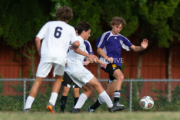 Broughton soccer vs Millbrook. October 7, 2019. D4S_5683