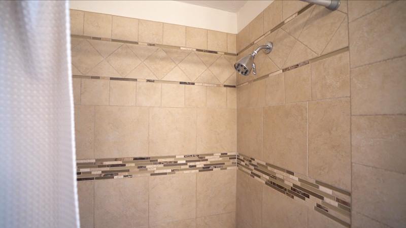 Patty Golob - Shower Tile