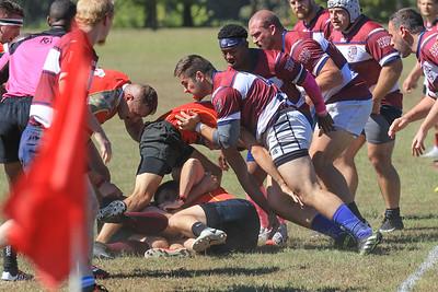 USA Club Rugby: Clarksville Headhunters vs Huntsville