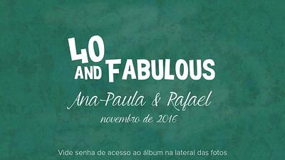Ana Paula & Rafael 4.0