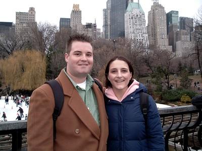 Lauren and Tim