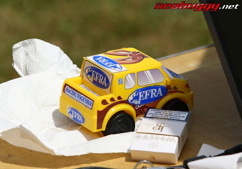 The EFRA CAR! 2009 Euro B