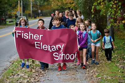 We Walked To School I photos by Gary Baker