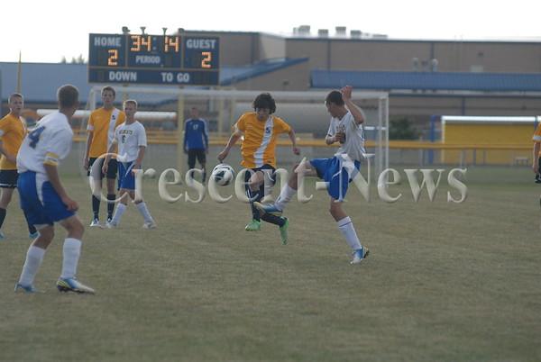 09-16-13 Sports Archbold @ Miller City Soccer
