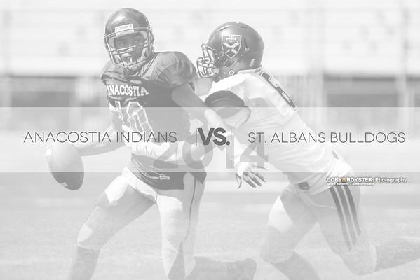 Anacostia vs St Albans