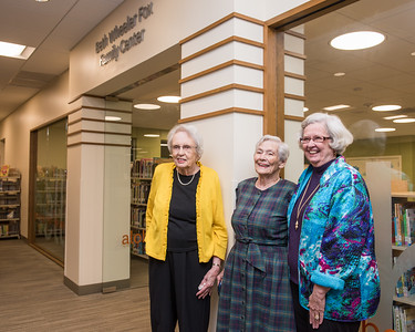 Westbank Library Rededication