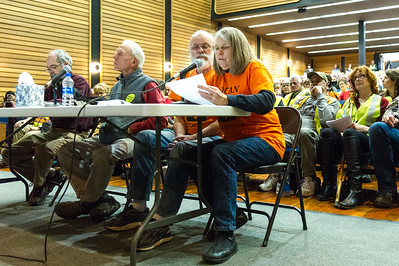 Oregon Climate Hearing
