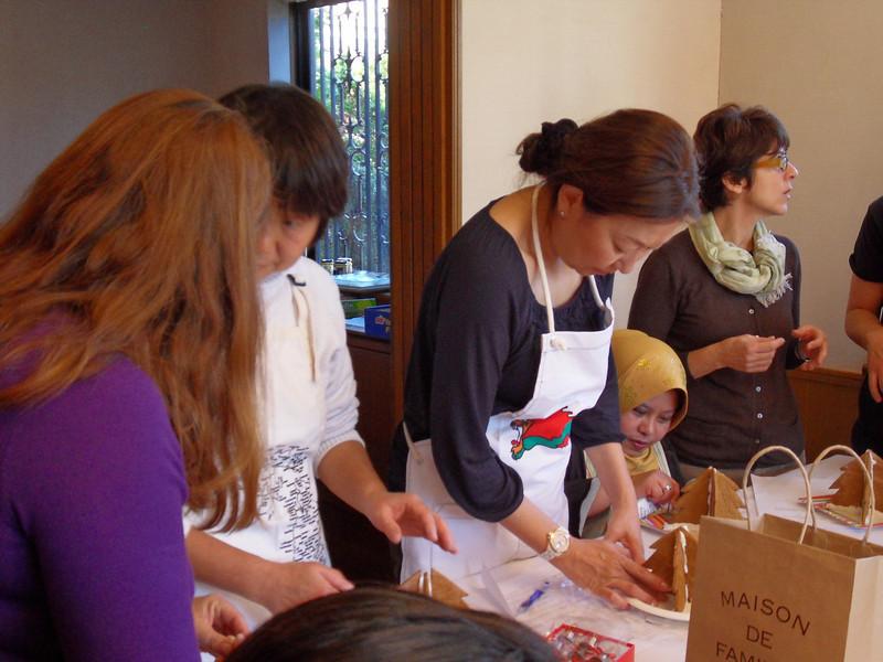 Christmas Baking Class December 3, 2010