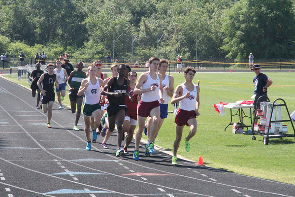 4-26-14 Tift County Track Sectionals