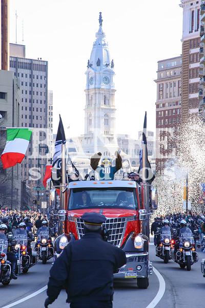 Philadelphia Eagles Parade