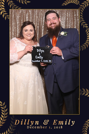 Cothran Wedding ~ 12.01.2018