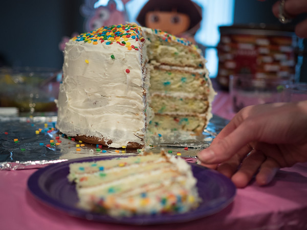 Haleigh's Third Birthday