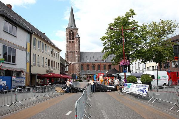 2011 Marathon + stratenloop Rijkevorsel