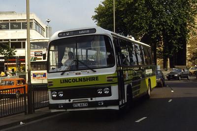 Buses of England