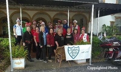 18-12-08 Olds Hall Senior Visit - Daytona